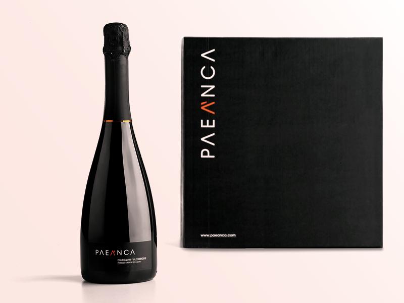 Paeanca packaging