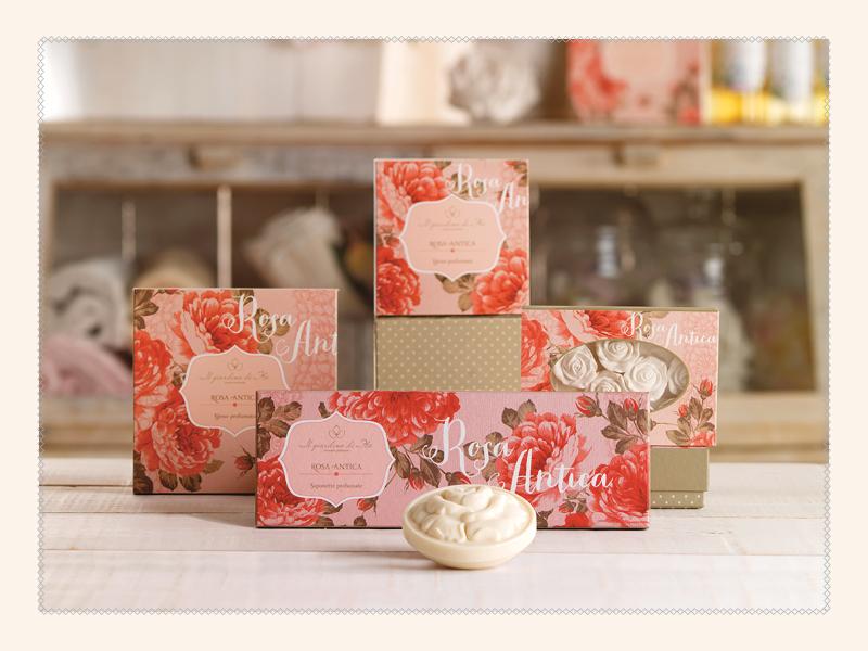 Il Giardino di Flo packaging
