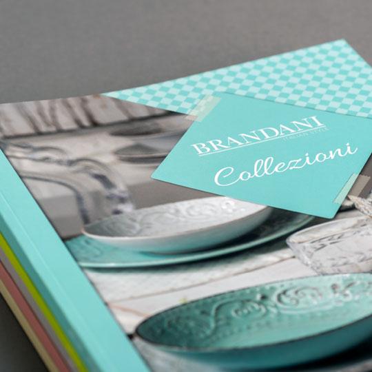 Progetto di design e fotografico per Brandani.